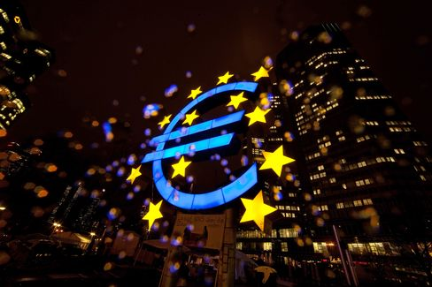 ECB Takes Record Deposits