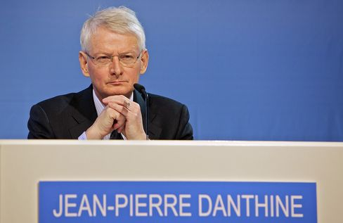 SNB Vice President Jean-Pierre Danthine