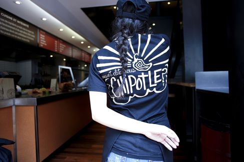 Chipotle Adds Organic Hoodies to Burritos to Boost Sales