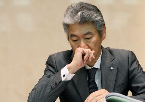 Nomura Holdings incoming CEO Koji Nagai