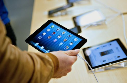 Apple New York Stores Sell Out of IPad Mini After Sandy Strikes