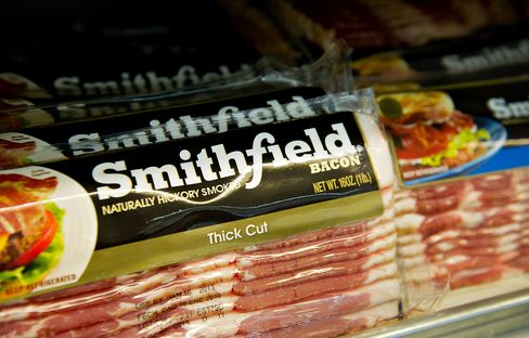 Smithfield Embodies China's Record Hunger for Farms