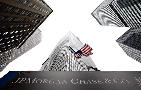 The headquarters of JPMorgan Chase & Co