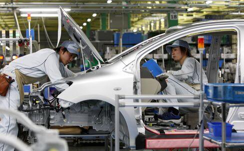 Japan Tankan Confidence Improves