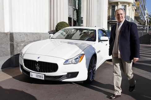 Maserati Gears Up Porsche Pursuit With $193,000 Four-Door