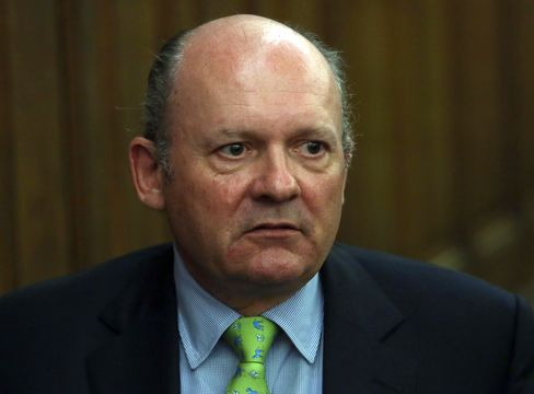 ICAP Plc Chief Executive Officer Michael Spencer