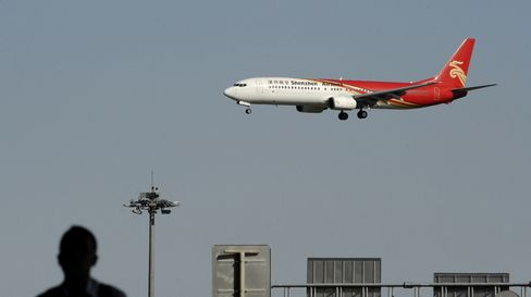Three Chinese Airlines Receive Threats, Cancel Some Flights