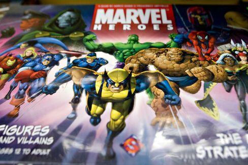 'Incredible Hulk' Copyright Belongs to Marvel