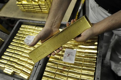 Record Gold Hoard Spurs Bullish Bets