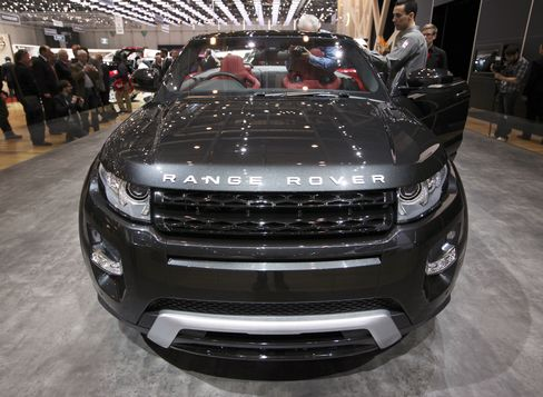 Jaguar Land Rover IPO Seen as Jackpot as Valuation Soars