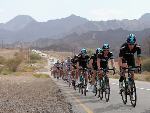BSkyB, News Corp. Are Said to Consider Breakaway Cycling Series