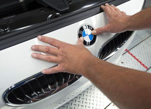 BMW Beats Mercedes to Take Lexus's U.S. Top-Selling Luxury