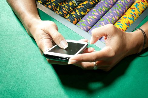 Mobile Gambling Is a Big Bet