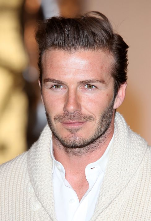Former Soccer Player David Beckham