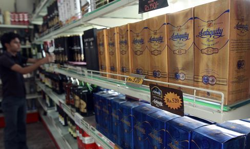 Diageo's Bid for Majority Stake in United Spirits Set to Fail