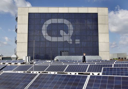 Q-Cells Files for Insolvency as German Solar Bankruptcies Rise