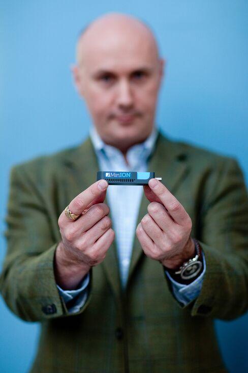 Oxford Nanopore's MinION Device
