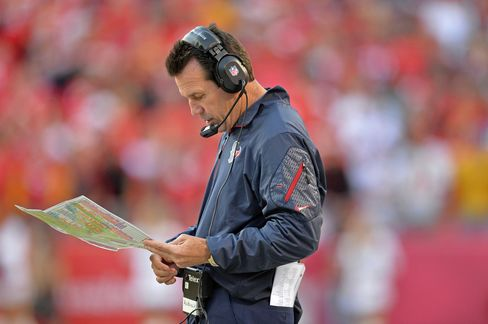 Houston Texans Coach Gary Kubiak