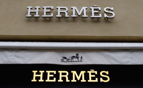 Hermes Raises Full-Year Sales Target Amid Higher Demand