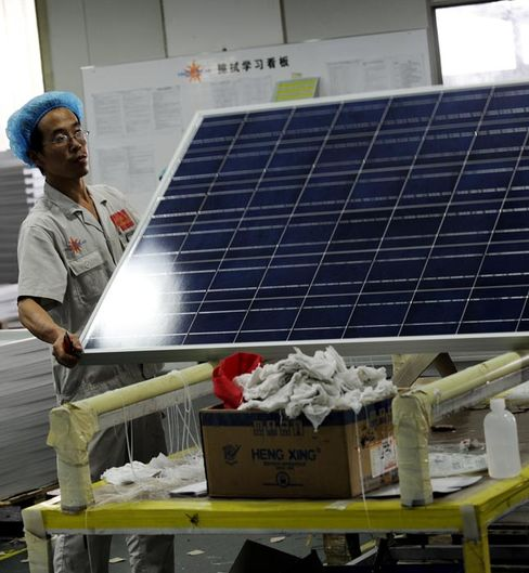 China-U.S. Tensions Rise as Subsidized Green Energy Struggles