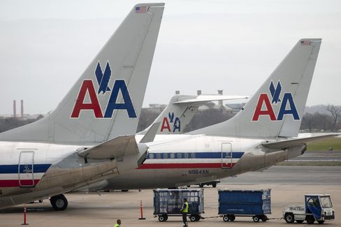 American Plane's Loose Seats Spur Inquiry by Airline, FAA