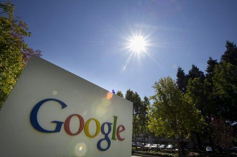 Google Inc.'s Headquarters