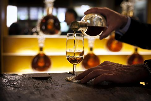 Remy to Focus on Premium Brands After Full-Year Profit Increases