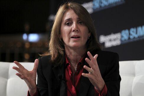 Morgan Stanley CFO Ruth Porat