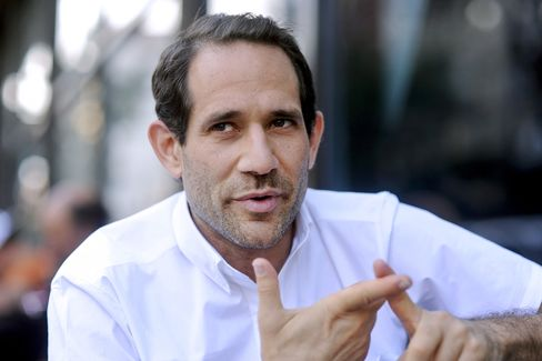 Ousted American Apparel CEO Dov Charney