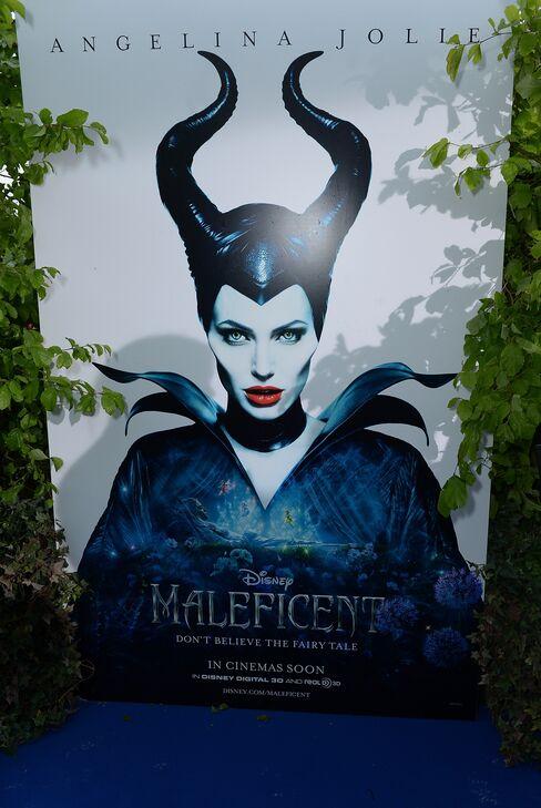 Britain Maleficent Event
