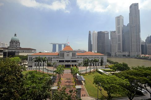 Singapore Caps Year of Lust With Lawmaker Affair
