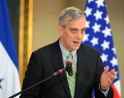 Deputy National Security Advisor Denis McDonough