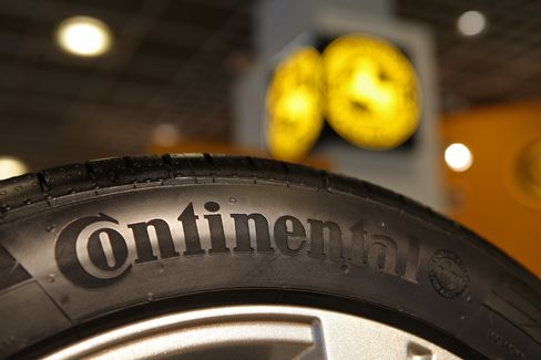 Schaeffler to Sell 10% Continental Stake for About $2.13 Billion