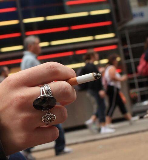 Judge Strikes N.Y. Rule on 'Gruesome' Anti-Smoking Ads