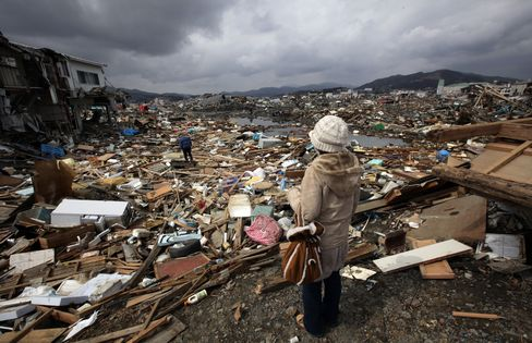 Japan Forecasts Earthquake Damage May Swell to $309 Billion