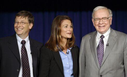 Billionaires Taking Buffett Pledge Back Cannabis Access, Museums