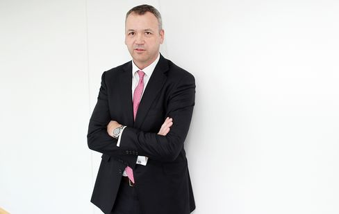 Asda Chief Executive Officer Andy Clarke
