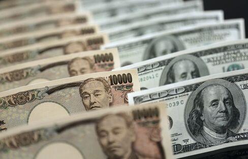 Yen Holds Losses Versus Major Peers Before BOJ; Aussie Declines