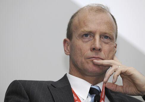 EADS CEO Tom Enders