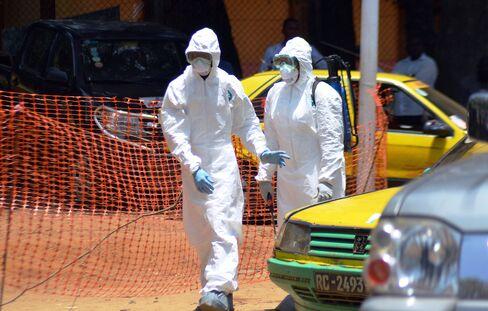 Ebola Outbreak in Guinea
