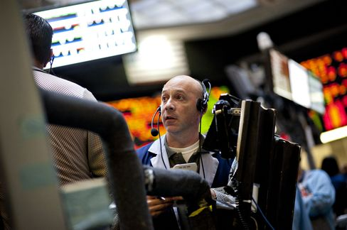 Bond Market's Point of No Return About a Standard Deviation Away