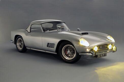 1959 Ferrari 250 California LWB