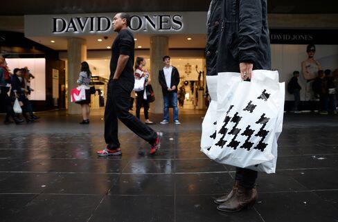 David Jones Ltd.'s Melbourne store