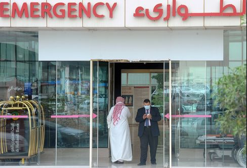 MERS-CoVS Outbreak in Saudi Arabia
