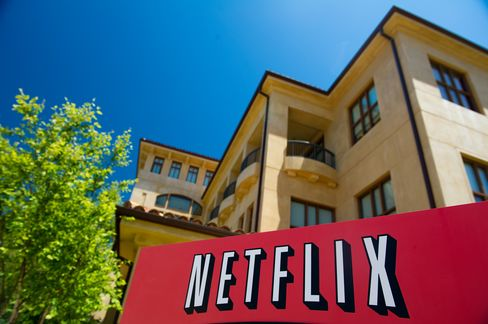 Netflix Rises to Highest Since July After Morgan Stanley Upgrade