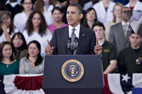 Obama Makes Remarks on the Budget
