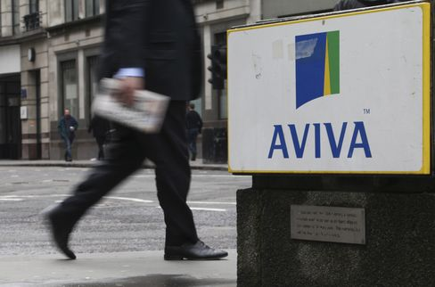 Hedge Fund Manager Who Shorted Aviva's Stock Now Bets on Bonds