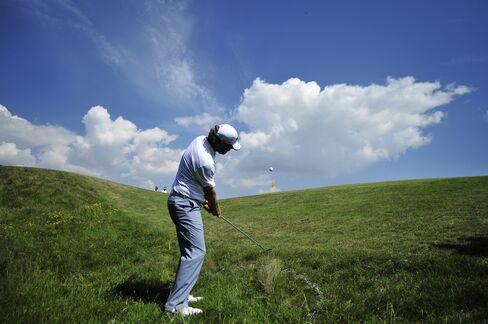 U.S. Golfer Lucas Glover
