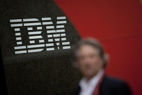 IBM Profit Misses Analysts' Estimates for First Time Since 2005
