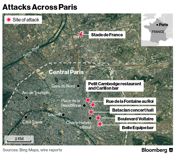 Bataclan Concert Hall Paris Map.Pundita Assault On Paris The 2008 Mumbai Swarm Attack Model